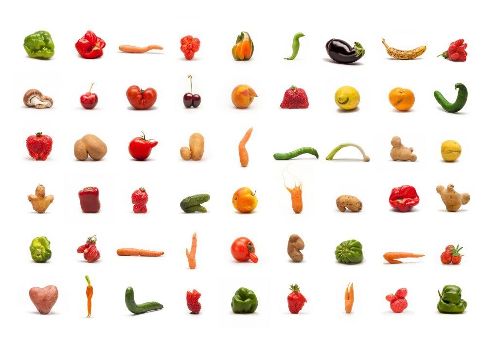 """Obst und Gemüse mit """"kleinen Besonderheiten"""""""